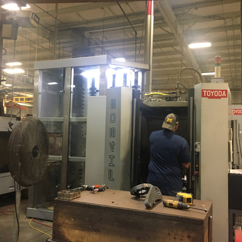 Toyoda FH 450S Horizontal Machining Center