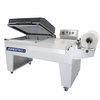 Chamber Shrink Wrapping System with Film Dispenser and Sealer - 32