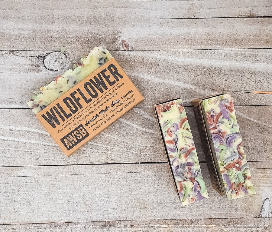 Wildflower Bar Soap