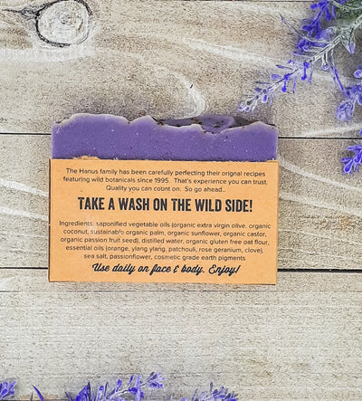 Passionflower Bar Soap - The Izzy Box