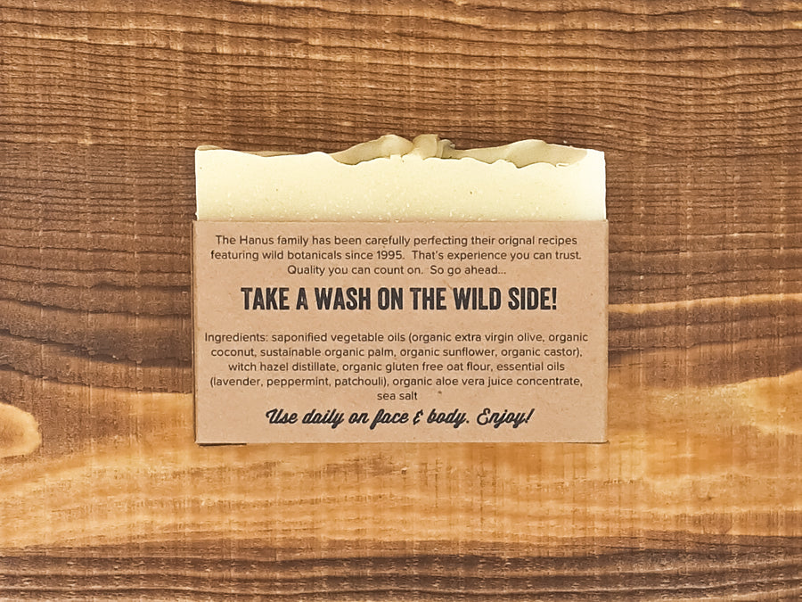 Witch Hazel Bar Soap