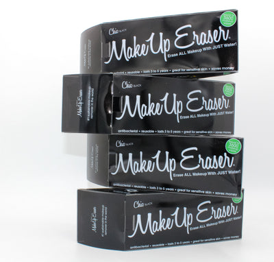 MakeUp Eraser-Chic Black - The Izzy Box