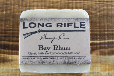 Bar Soap-Bay Rhum - The Izzy Box
