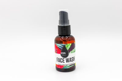 Healing Face Wash - The Izzy Box