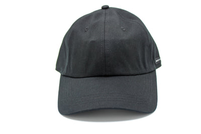 Satin-Lined Baseball Hat | Black - The Izzy Box