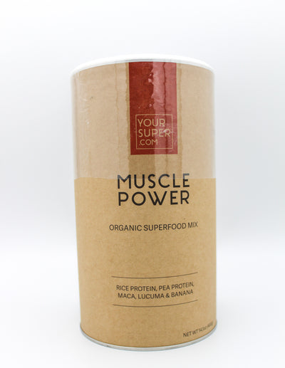 Muscle Power Mix - The Izzy Box