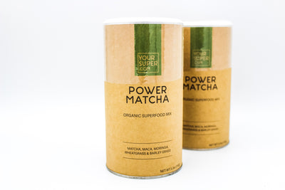 Power Matcha Mix - The Izzy Box