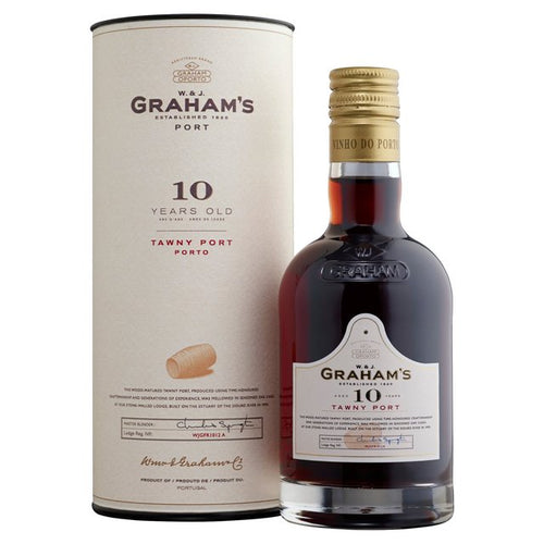 Graham's 10yr Port 200ml Gift Tube