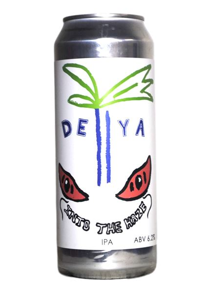 Deya, Into the Haze IPA 500ml