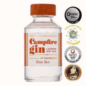 Campfire London Dry Gin 10cl