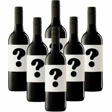 The Mystery Box – let our Sommeliers pick great wines for you!