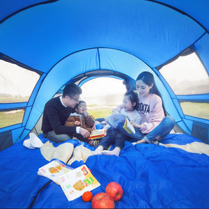 throw tent outdoor