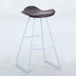 Gold bar stool