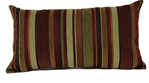 Brentwood Originals 2073 Carnival Stripe, Shiraz