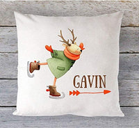 Dozili Easter Pillows Bunny Pillows Easter Decor Burlap Pillow Cover French Pillows Sofa Pillows Couch Pillow Cushion Covers