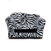 KEET Wave Kid's Chair, Zebra