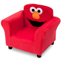 Sesame Street Elmo Upholstered Chair by Delta Children