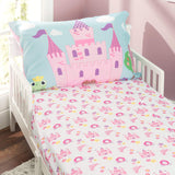 EVERYDAY KIDS Unicorn 2 Pack Pillowcase Set - Soft Microfiber, Breathable and Hypoallergenic Pillowcase Set