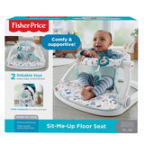 Fisher-Price Sit-Me-Up Floor Seat - Pacific Pebble, Infant Chair