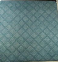 """ SPECIALLY PRICED TO SELL"" BLUE---MATRIX ""NON-SLIP"" THROW COUCH SOFA COVER--"
