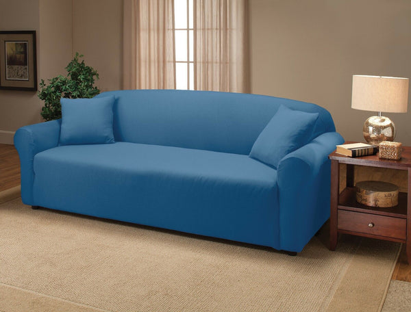 """BUY NOW""----JERSEY COVERS FOR COUCH LOVESEAT CHAIR RECLINER MANY COLORS AVAIL"