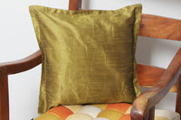 Sofa Decor Cushion Indian Vintage Cushion Art Silk Pillow Cushion Cover 45X45CM