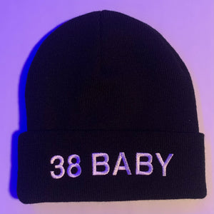 "Youngboy ""38 Baby"" Beanie"