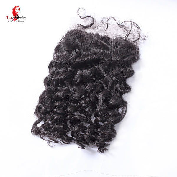"5"" x 5"" Lace Closure Deep Wave"