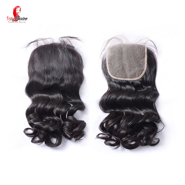 "5"" x 5"" Lace Closure Natural Wave"