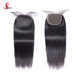 "5"" x 5"" Lace Closure Straight"