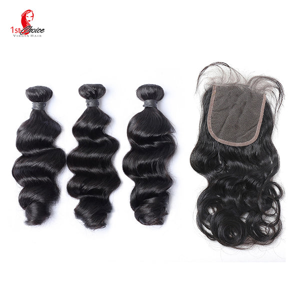 Exotic Bundles Deals With Lace Closure