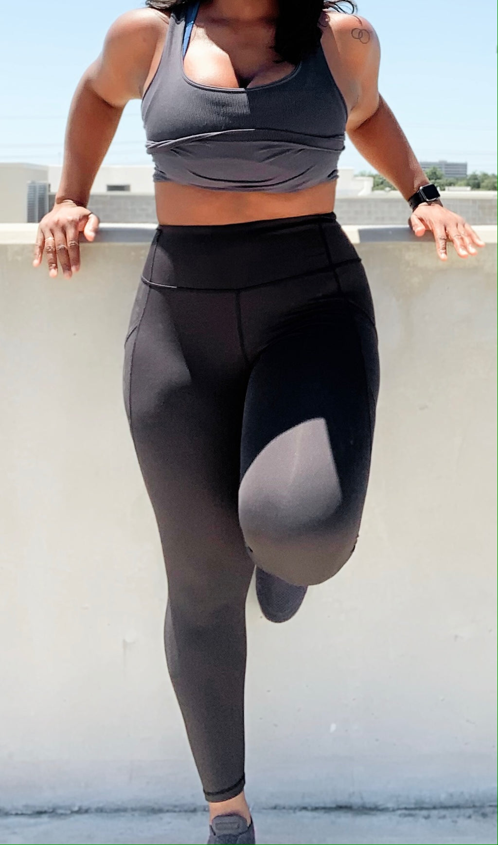 The Essential Leggings (extended sizes to 3X)
