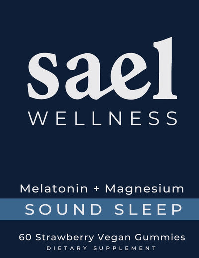 Sound Sleep - Melatonin + Magnesium Gummy
