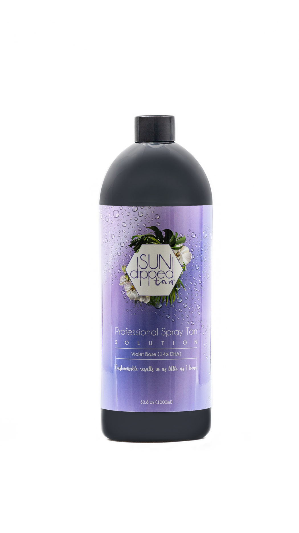 14% VIOLET - CHOCOLATE PROFESSIONAL SPRAY TAN SOLUTION 1L