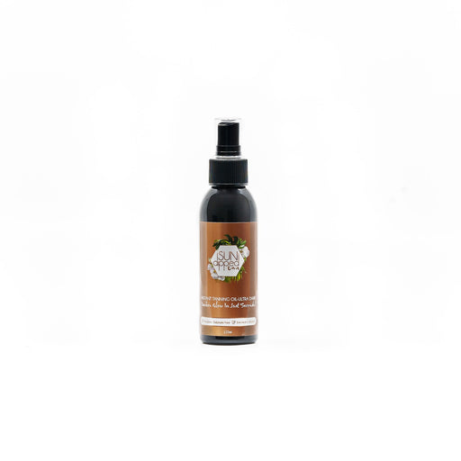SUNDIPPED TAN INSTANT TANNING OIL - ULTRA DARK