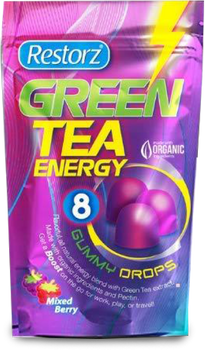 Green Tea Energy Gummy