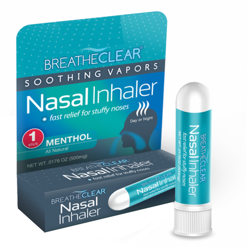 Breathe Clear® Nasal Inhaler