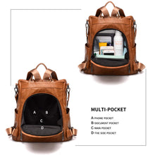 Load image into Gallery viewer, Women's Traveler Backpack