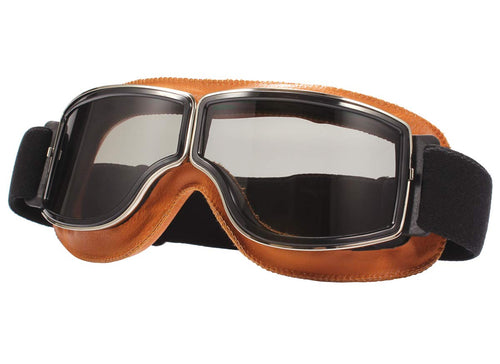 Grey Lens Piloting Goggles