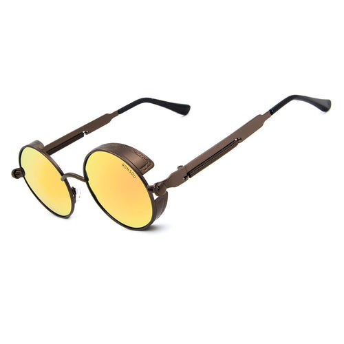 Resistance Round Glasses