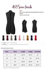 Load image into Gallery viewer, Women's Sleeveless Vest Knit Sweater