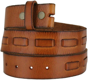 Tan Double Wrap Belt