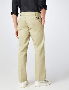 Men's Slim Straight-Fit Work Pants