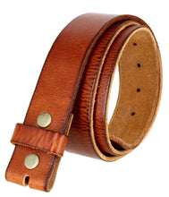 Load image into Gallery viewer, Full Grain Leather Belt