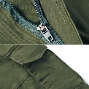 Men's Cargo Combat Trousers