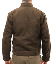 Load image into Gallery viewer, Magnoli Clothiers Star Wars Rogue Jacket Brown (Andor)