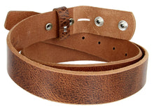 Load image into Gallery viewer, Tan Leather Belt