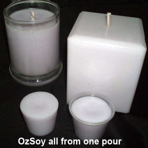 Oz-Soy Ultimate for Candle Wax Versatility