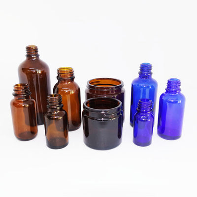 Practical Glass Bottles & Jars