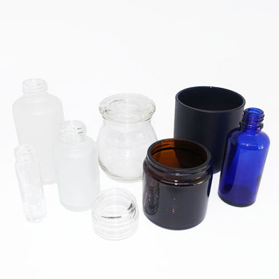Display Bottles & Jars